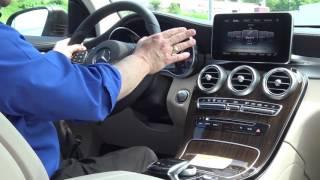 2016 Mercedes-Benz GLC Technology