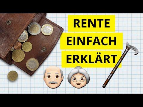 Wie Viel Rente Bekommst Du? Wie Funktioniert Die Rente? Einfach Erklärt Inkl. Beispiel 🤔