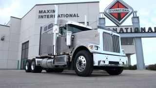 Take a Tour of the International 9900i!