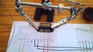 tuto Xbox 05 - Fabriquer un cable AV compoment