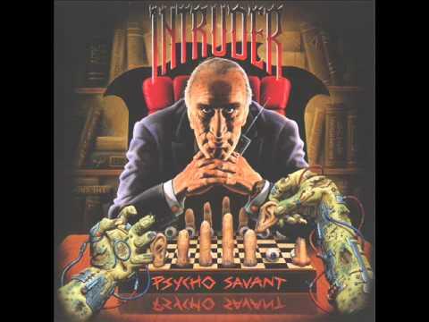 Intruder - Psycho Savant 1991 full album