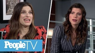 Lake Bell's Firing Scene In 'Boston Legal' Was Real | PeopleTV