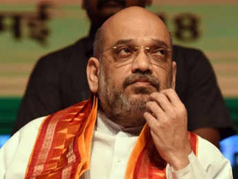 Amit Shah tests positive with COVID-19, admitted to hospital