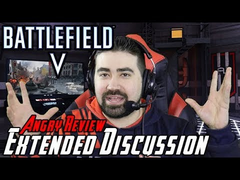 Battlefield V Angry Extended Review Discussion [Tides of War Update]