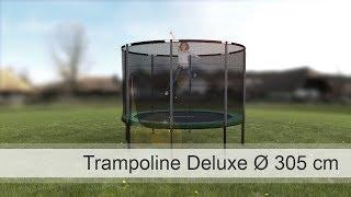 Ampel 24 - Deluxe Trampoline Ø 305cm FR