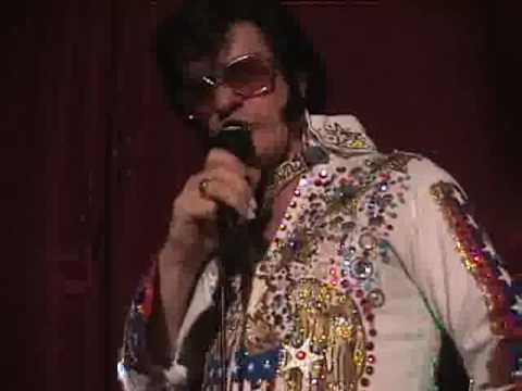 Keith Elvis Coleman sings Elvis's greatest hits.