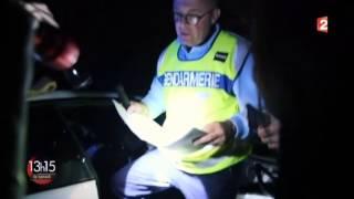 Course poursuite à 170 km h sur l'A13 avec la police