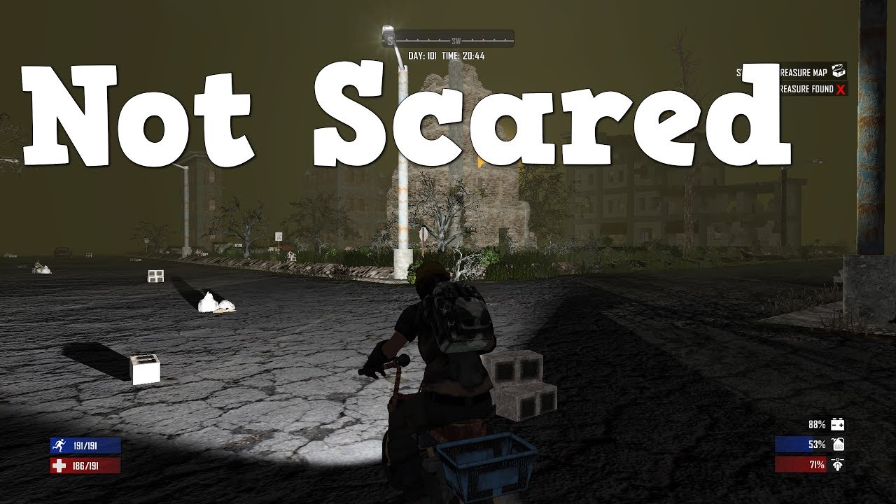 7 days to die ps4 not scared s3 ep60 youtube for Cocinar en 7 days to die ps4