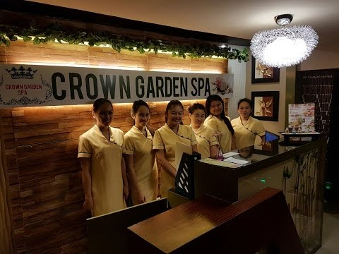 Crown Garden Spa - Massage in manila - Kamuning Quezon City