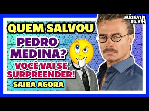 Saiba QUEM SALVOU Pedro Medina em O Que a Vida Me Roubou | por Eugênia Silva