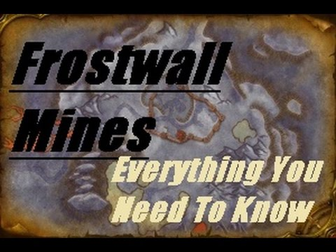 Frostwall mines everything you need to know youtube frostwall mines everything you need to know malvernweather Images