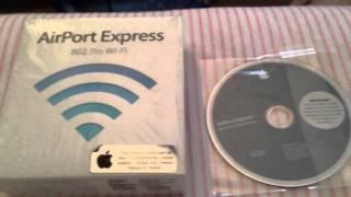 Apple Airport Express A1264 eBay