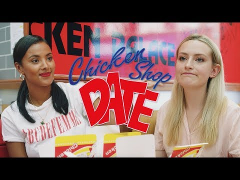 CHICKEN SHOP DATE WITH MAYA JAMA