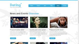Dating WordPress Templates & Themes