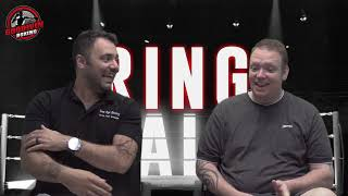 RING TALK - EPISODE 24 - GOODWIN BOXING - 11th May 2018