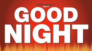 Good Night - Male Voice Speaks