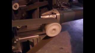 Mini  Belt Grinder For Makita Angle Grinder Belt Lenght 76 Cm