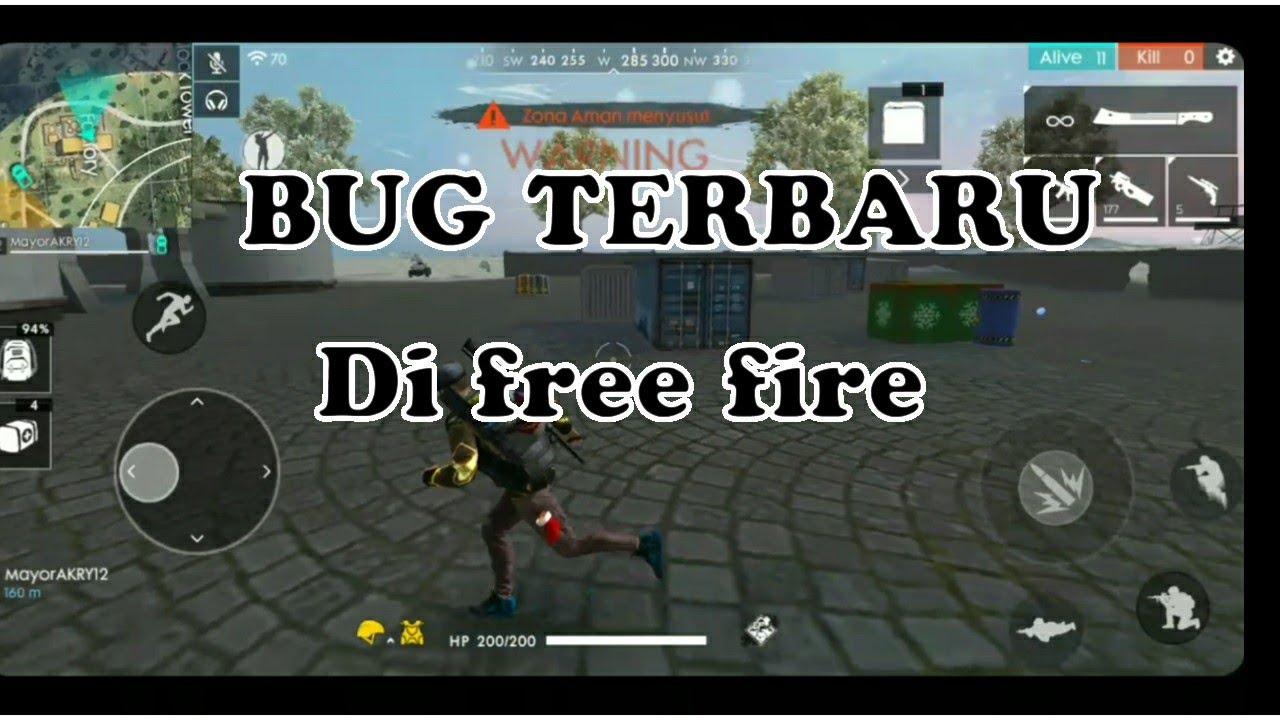 Bug terbaru di free fire,bisa push rank ke master....