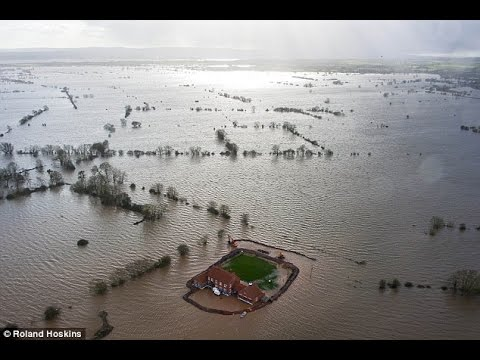 England: Flood Defences Boosted With £2.3bn Funding, Protect 300000 Homes