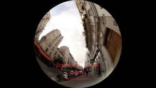 Прогулка по Парижу. Фишай видео для мобильных планетариев(Прогулка по Парижу. Фишай видео для мобильных планетариев., 2013-10-28T11:29:24.000Z)