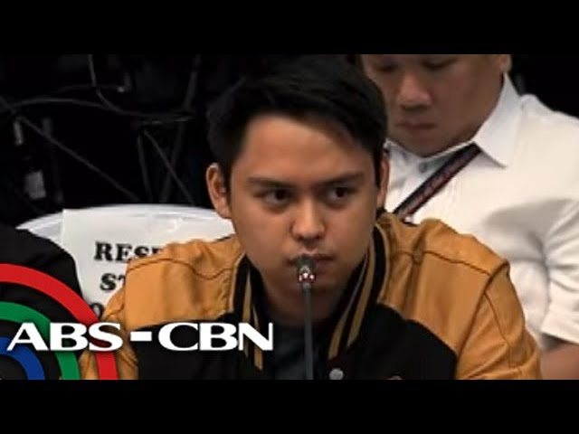 ANC Live: Kenneth Dong says Paolo Duterte just an acquaintance
