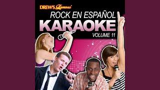 La Noche Son Tus Ojos (Karaoke Version)