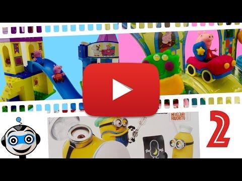 Vídeos de la Semana #2 con Peppa Pig y los Minions