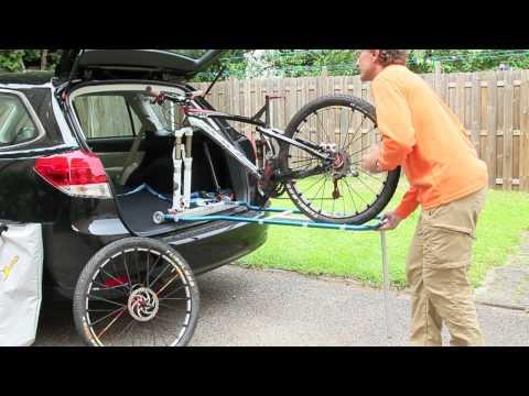 fahrradtr ger uebler x21 nano montageanleitung doovi. Black Bedroom Furniture Sets. Home Design Ideas
