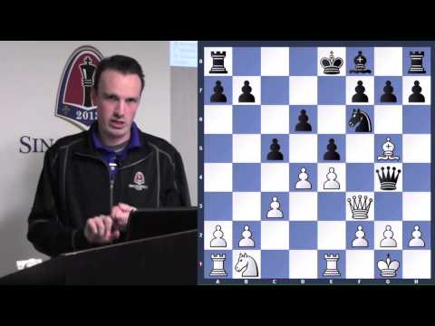 Doubled Pawns and Holes - Beginner Breakdown - 2014.03.11