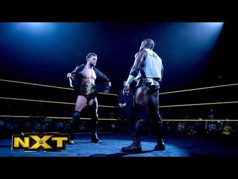 Finn Bálor Vs. Apollo Crews – NXT Championtitel Match: WWE NXT – 4. November 2015