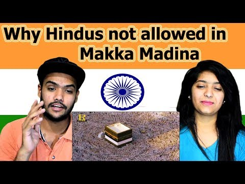 Indian reaction on Why Hindus not allowed in Makka Madina | Swaggy d