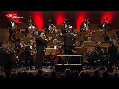 Fernsehkonzert 2018 / Vadim Gluzman / Pietari Inkinen / DRP