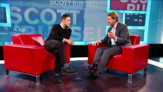 Scott Russell on George Stroumboulopoulos Tonight: INTERVIEW