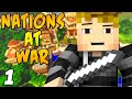 "*NEW* MINECRAFT | NATIONS AT WAR ""NAW"" #1 w/KenWorth"