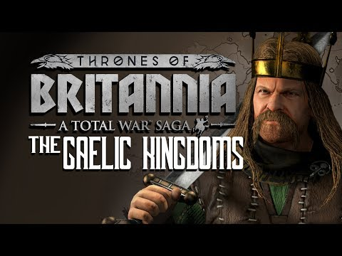 Thrones of Britannia: The Gaelic Kingdoms