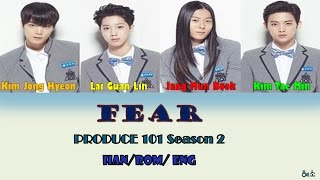 Video PRODUCE 101 season2 -겁 (Fear) ㅣMINO ♬겁 [Color Coded Lyrics] (HAN-ROM-ENG) download MP3, 3GP, MP4, WEBM, AVI, FLV Maret 2018