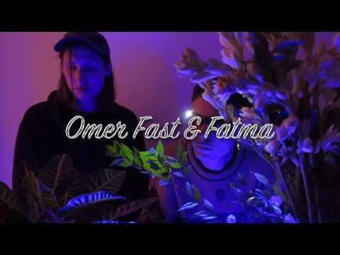 Omer Fast & Fatma (Richard Hariss) - 3XXX (Official Video by: Maya Hottarek) thumbnail