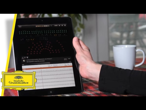 Beethoven's 9th Symphony (App Trailer)