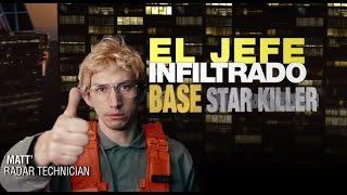 El jefe infitrado -Kylo Ren Base Star Killer
