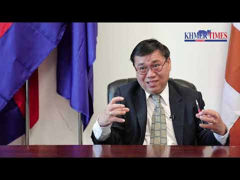 e6e847a3e428 ... preserve and restore cultural heritage. Council of Ministers spokesman  Ek Tha speaks to Khmer Times COO Kay Kimsong to outline the international  event.