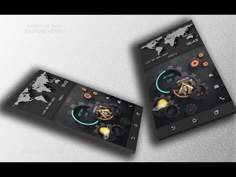 Homescreen for Zooper Widget Pro [CoRoNaS] - PakVim net HD Vdieos Portal