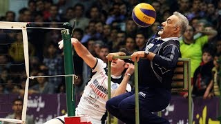Volleyball Referees Skills & Crazy Moments (HD)