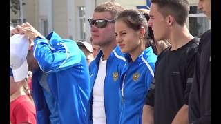 Республиканские соревнования по с/х памяти судьи ВК Н. А. Тимофеева