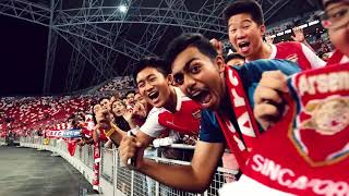Emirates & Arsenal Extend Shirt Sponsorship | Emirates Airline
