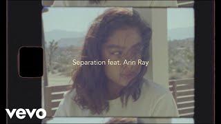 Kiana Ledé - Separation. (Lyric Video) ft. Arin Ray