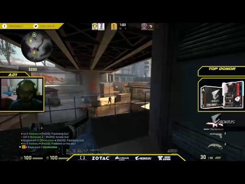 Ad1 streaming some casual CSGO - Live Stream #52!