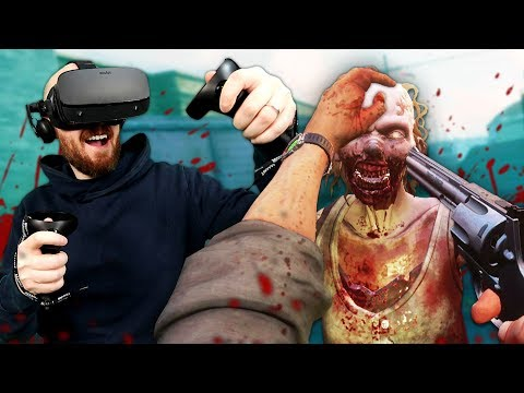 The Walking Dead: Saints u0026 Sinners VR Gameplay