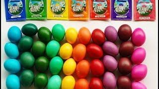 Repeat youtube video Танимак - постапка за бојадисување на Велигденски јајца / Tanimak boja za jajca