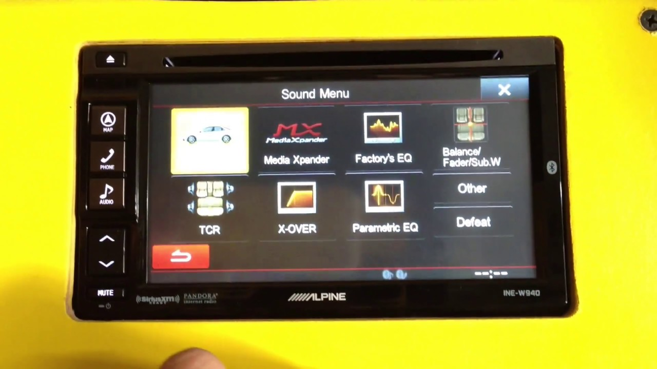 maxresdefault new alpine ine w940 head unit youtube alpine inew940 wiring diagram at bayanpartner.co