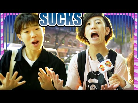 What SUCKS about Japanese girls? Boys from Japan give their honest opinions